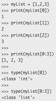 Figure 3 – Accessing the elements of the list by indexes.png