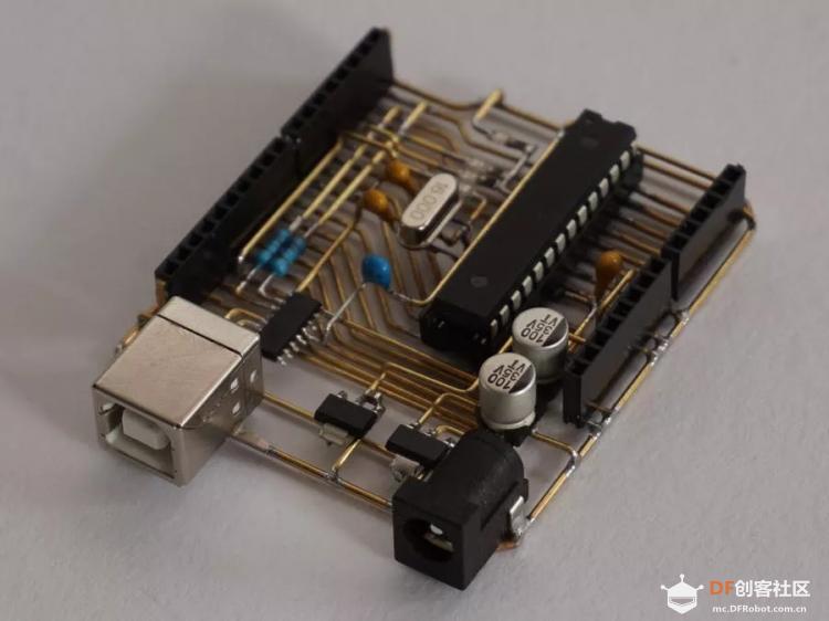 Arduino大家都熟,你听过Freeduino么